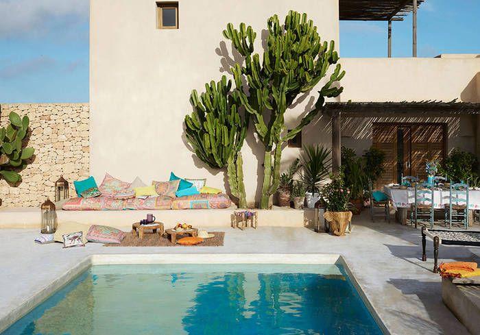 Terrasse avec piscine  découvrez nos plus belles idées déco