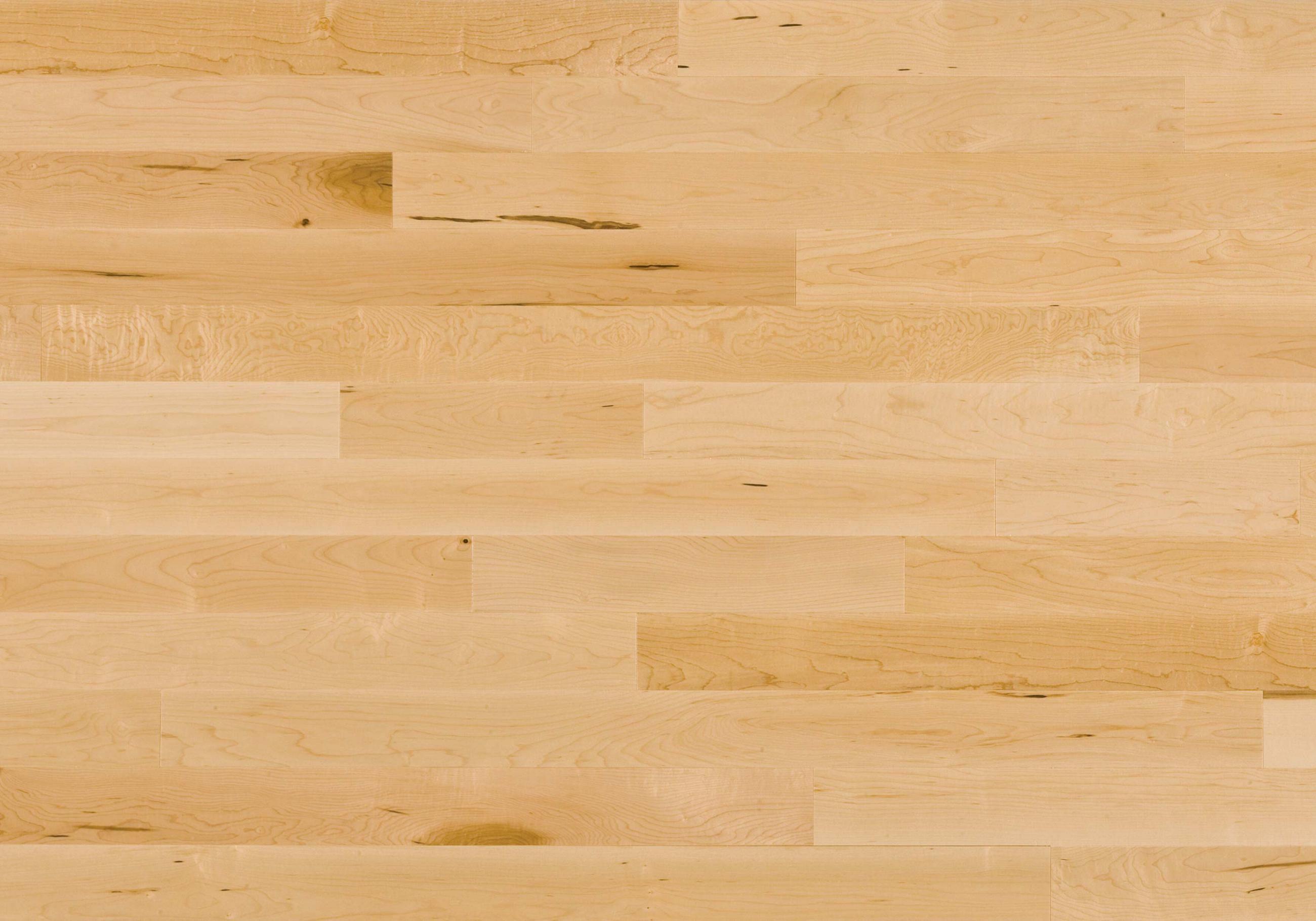 Natural Ambiance Hard Maple Exclusive Lauzon Hardwood Flooring