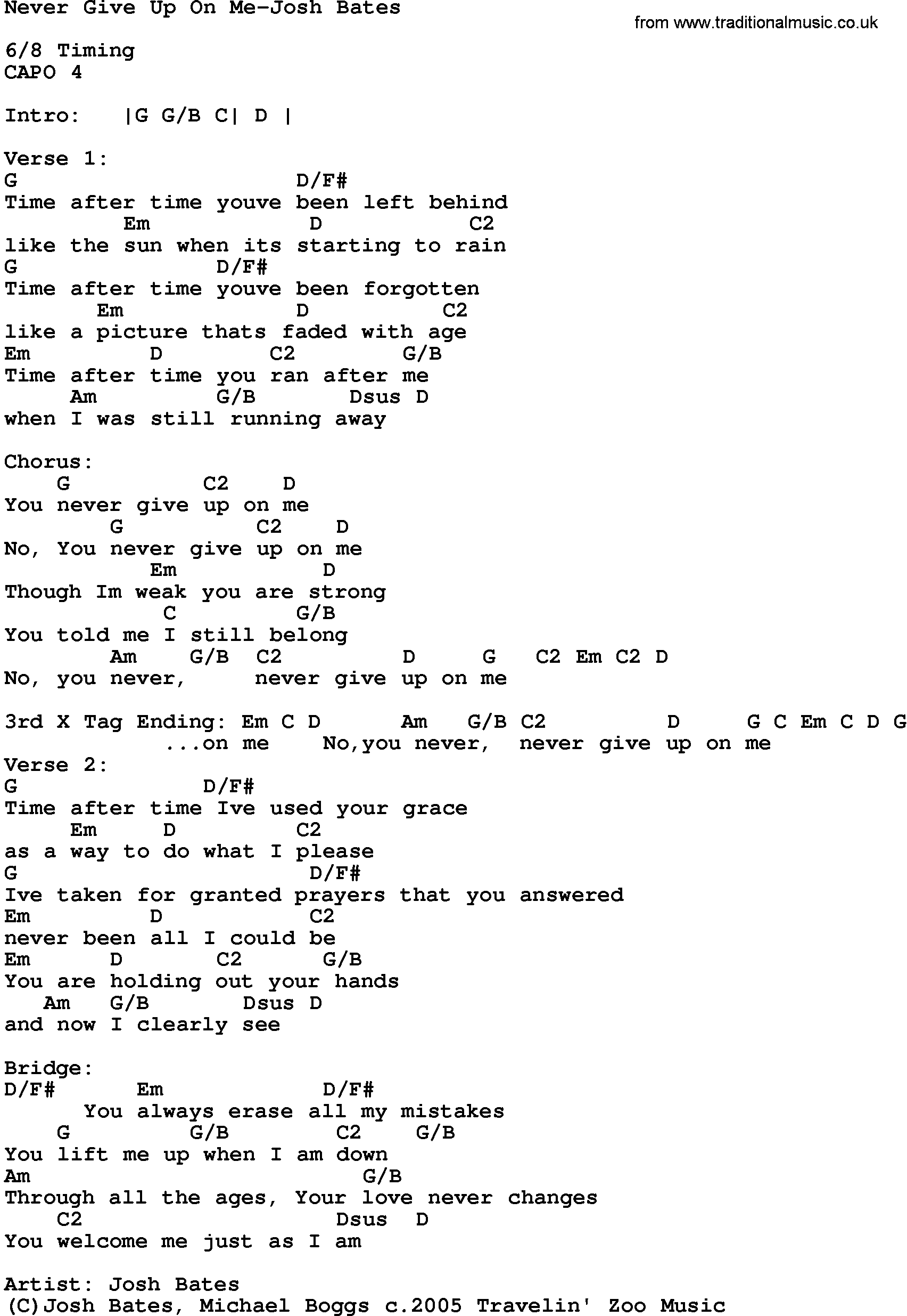 Christian song lyrics finder