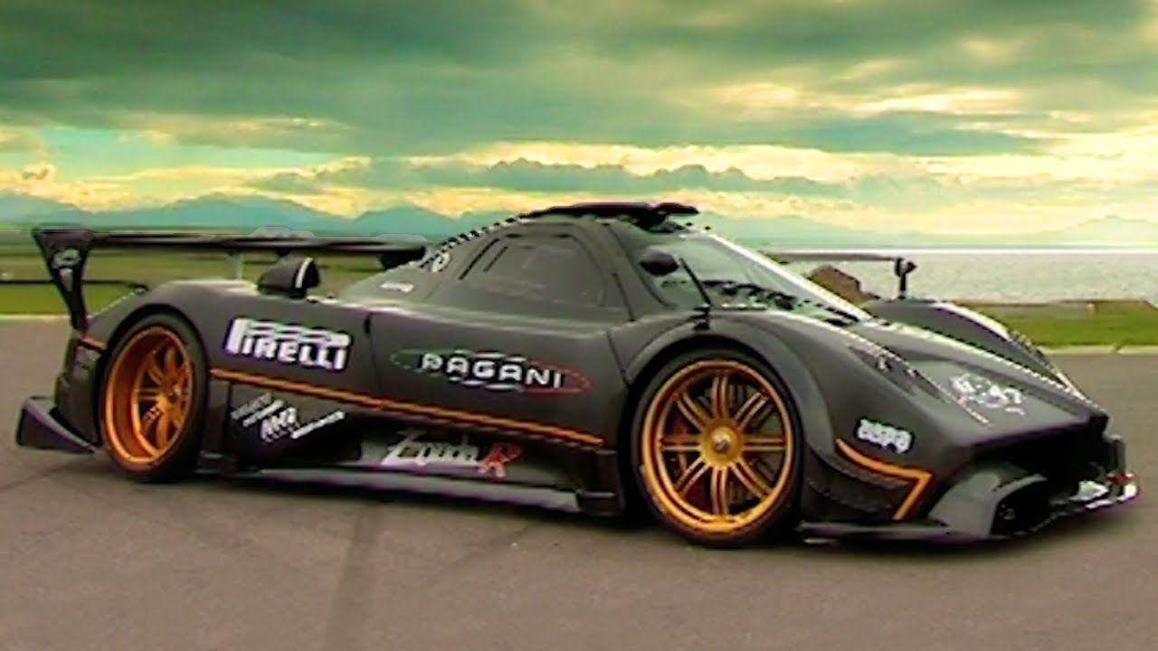 tiff loves the pagani zonda r #tbt - fifth gear | favorite rides