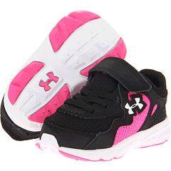 best loved d19b6 7da8b Under Armour Kids UA Infant Assert III (InfantToddler) Baby Girl Shoes,