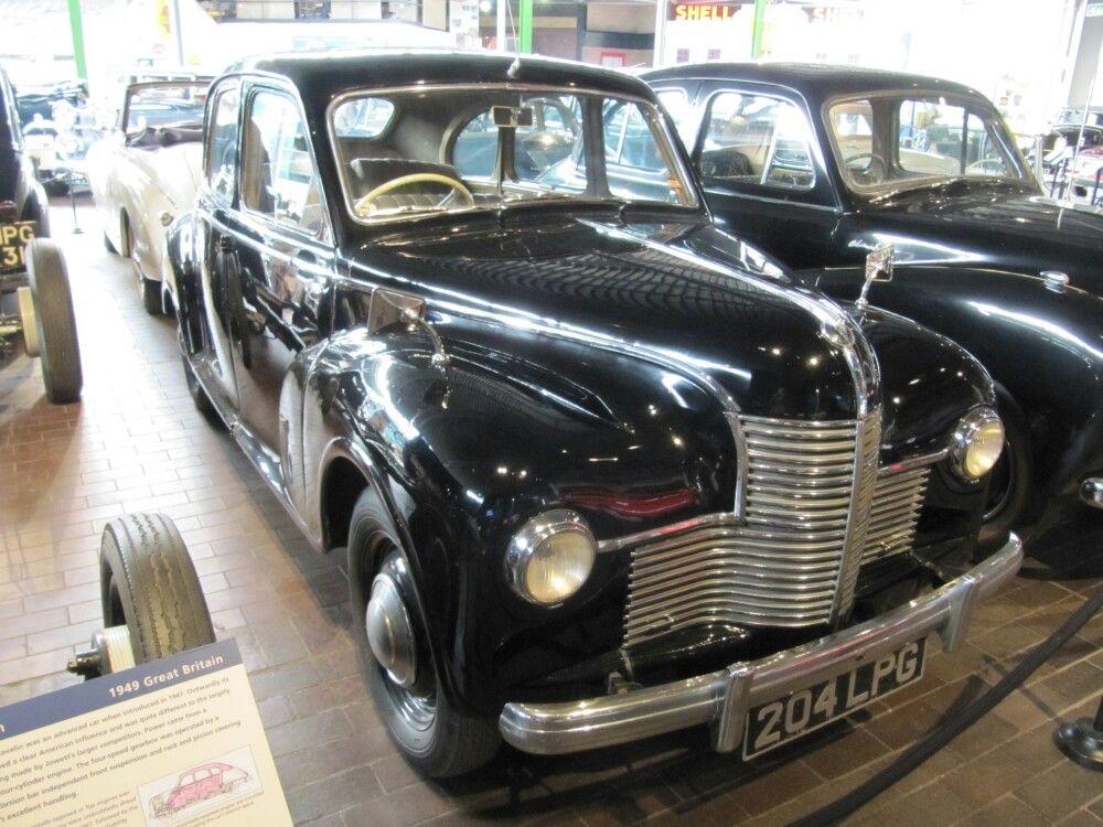 1949 Jowett Javelin at Beaulieu motor museum   British Classic Cars ...