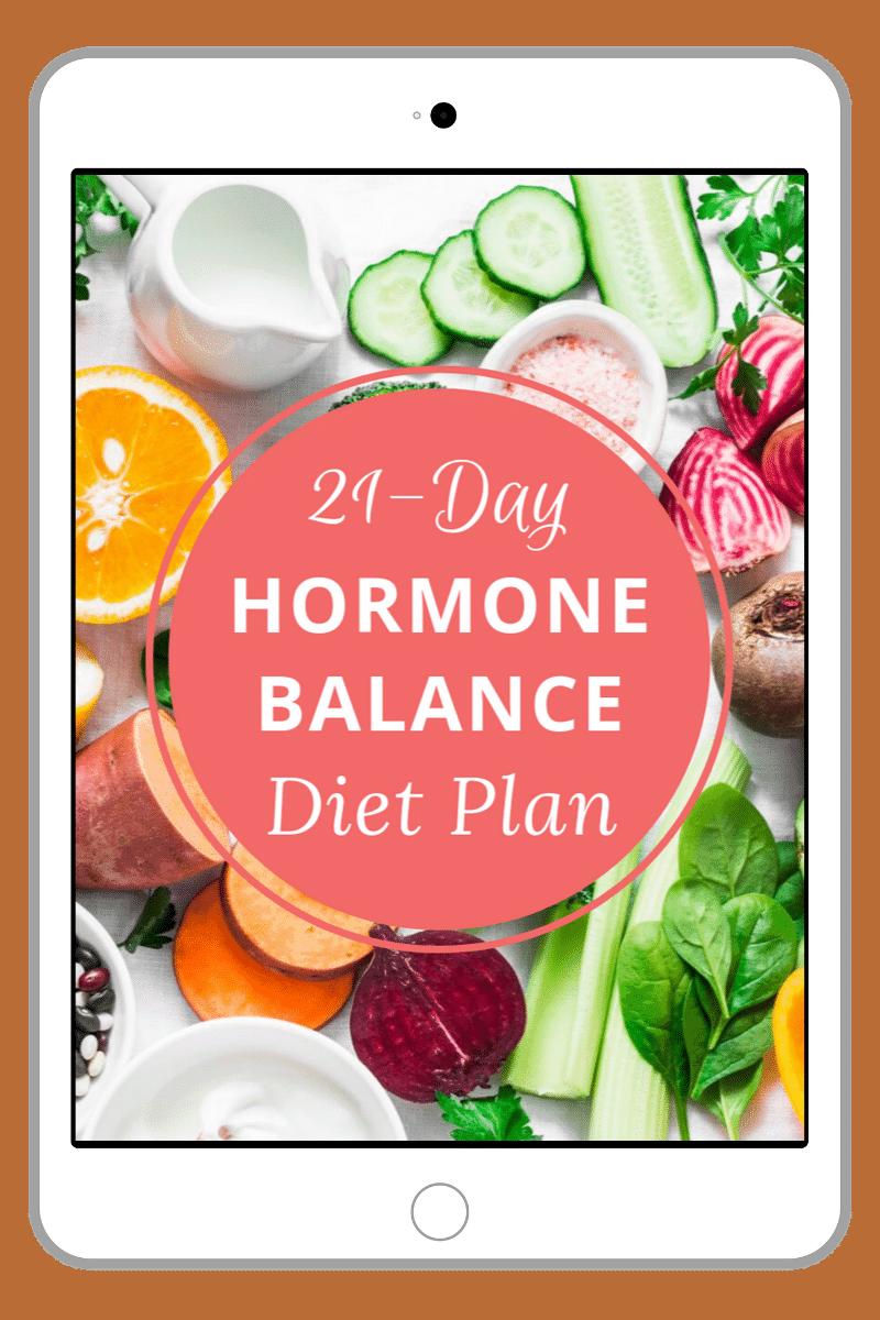 Hormone Balancing Diet Plan A Complete Guide Printable List Recipes Smoothie Diet Plans Pcos Diet Hormone Balancing Diet