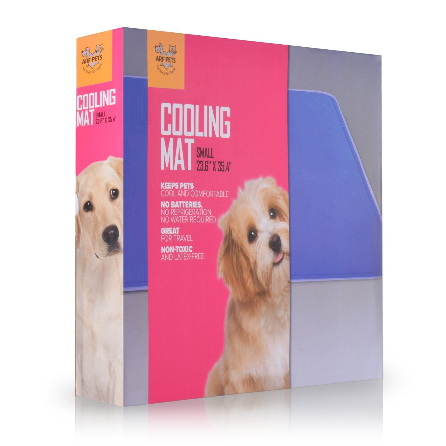Pet Dog Self Cooling Mat Pad For Kennels Crates And Beds 35x55 Arf Pets Be Sure To Check Out This Awesome P Dog Crate Pet Crate Dog Bed Furniture