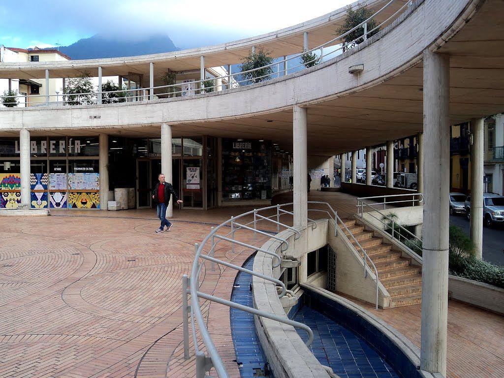 Centro Cultural Gabriel García Márquez, by Rogelio Salmona