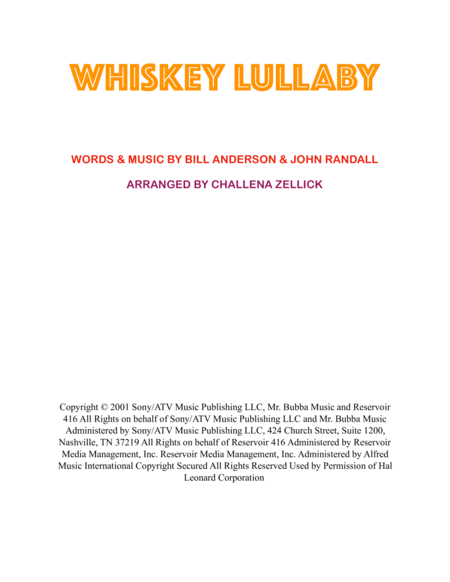 Whiskey Lullaby The Top Hit Country Duet By Brad Paisley And