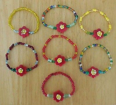 Red Flower Glass Bracelets for Girls set of 7 https://t.co/FyrEMUICuy https://t.co/sq6TRAkuMg