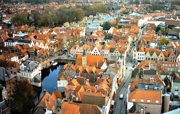 Bruges Belfry Best City Views Go Early Bruges City