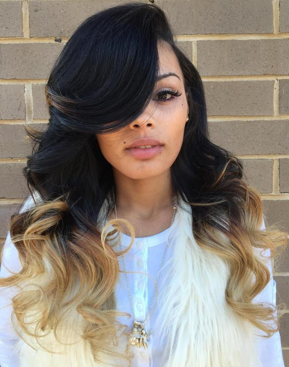 Sew hot gorgeous sewin hairstyles hair sewin and crochet