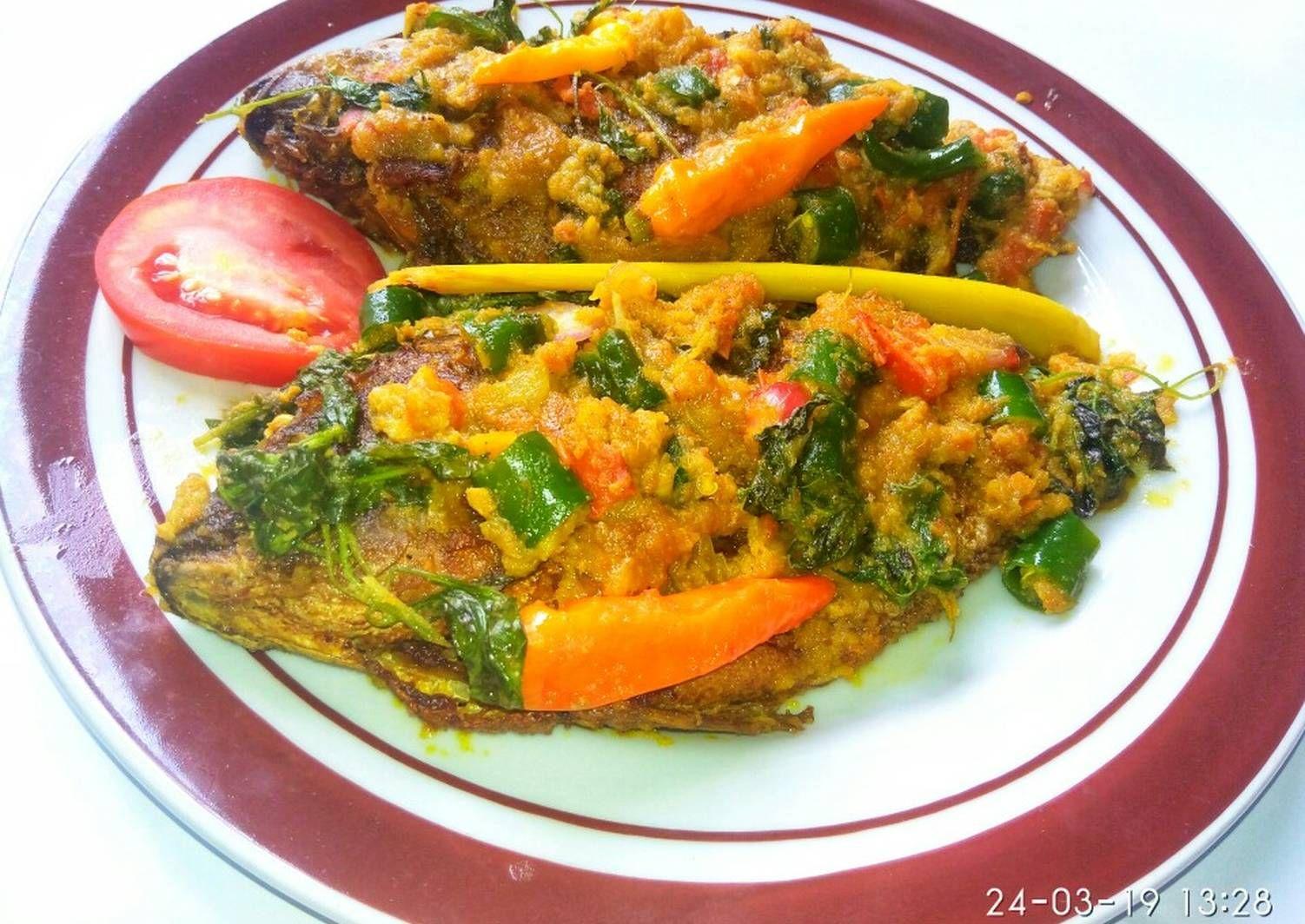 Resep Pesmol Ikan Nila Oleh Atun Mey Resep Lauk Makan Malam Resep Masakan Dekorasi Makanan