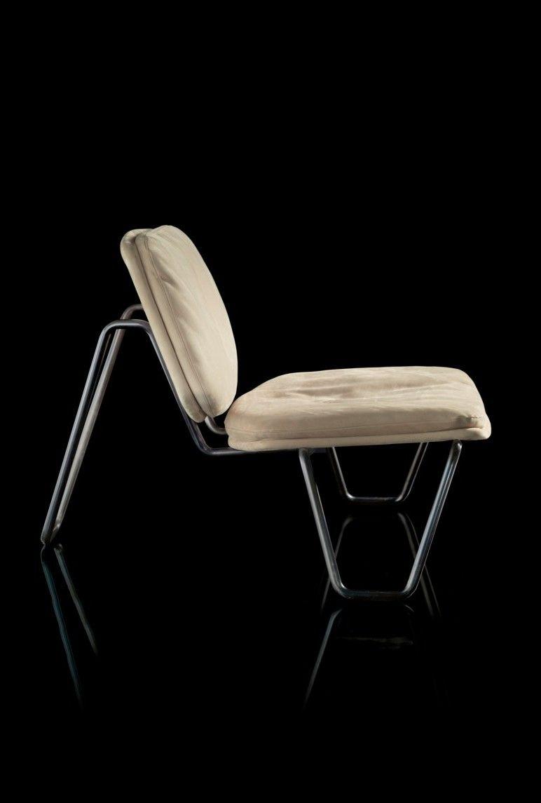 Black Widow Chair   Designer: Massimo Castagna