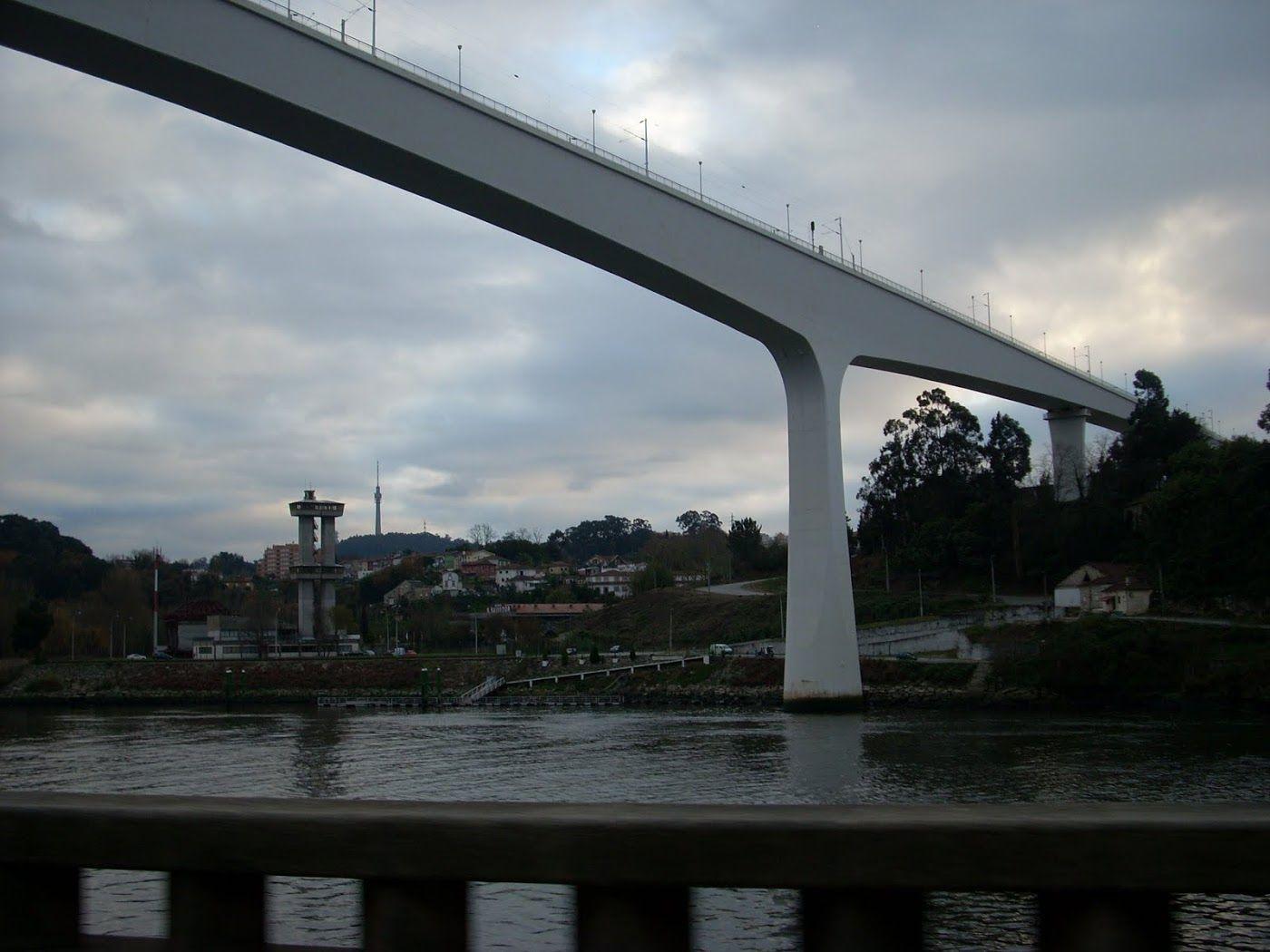 São João Bridge 1 - Porto, Portugal