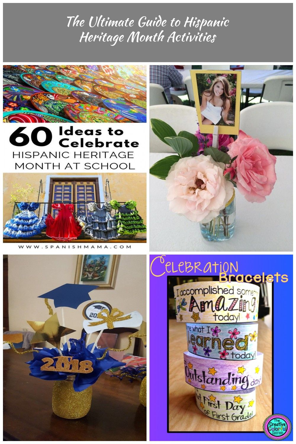 Get awesome ideas and resources for celebrating Hispanic Heritage Month  at scho…