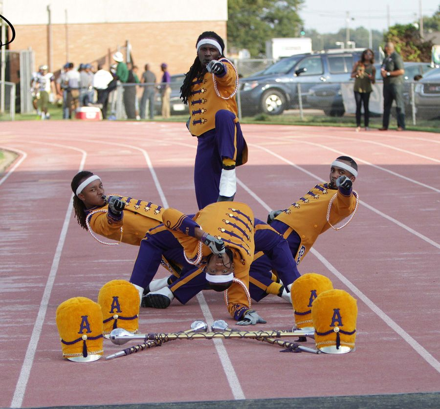 2016 Honda Battle of the Bands - Alcorn State University The