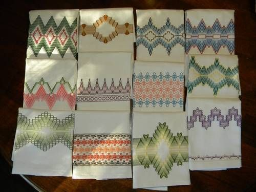 Swedish Embroidery Free Patterns By The Yard At The Fabric Store