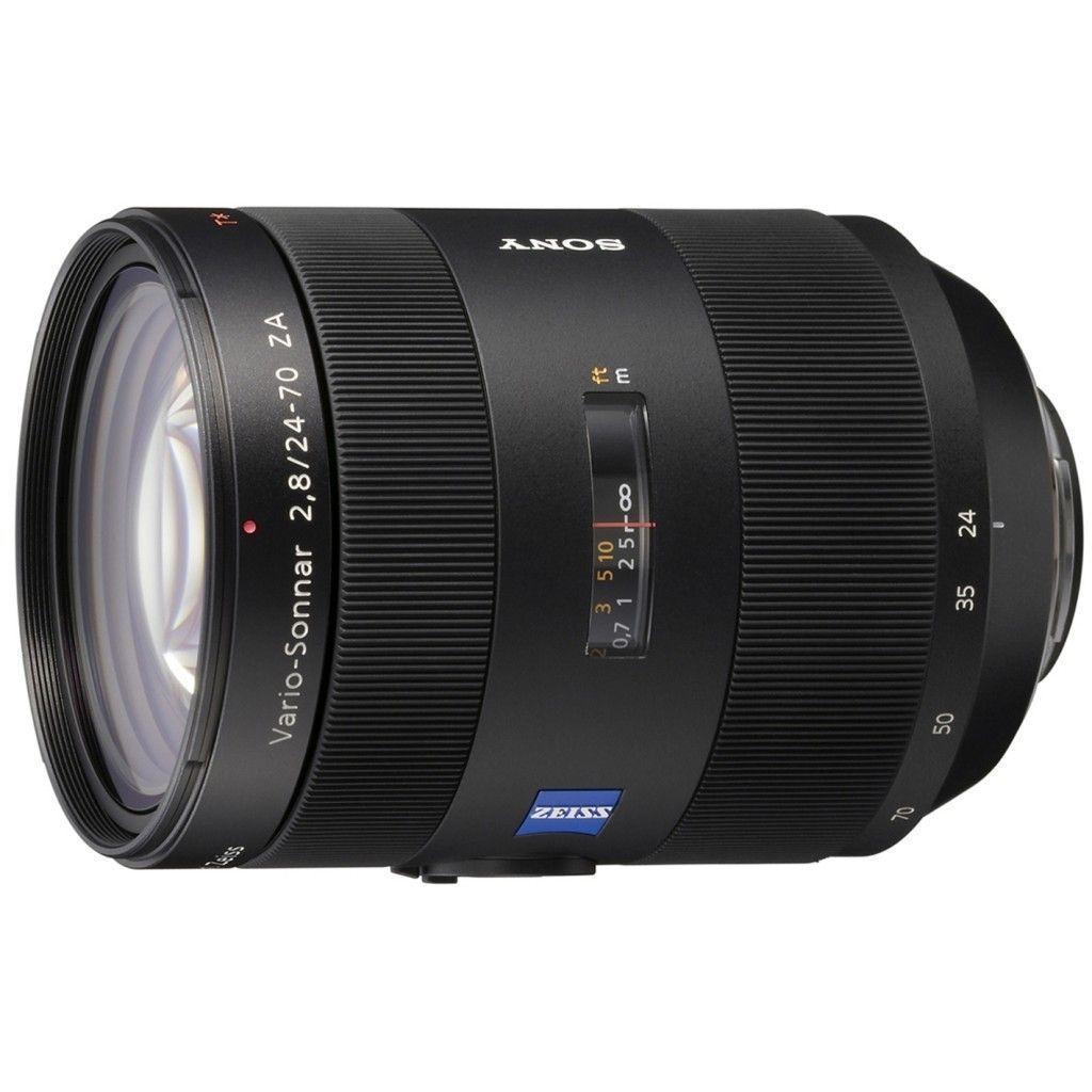Zeiss 24-70mm FE lens, another full frame E-mount lens for NEX-FF ...