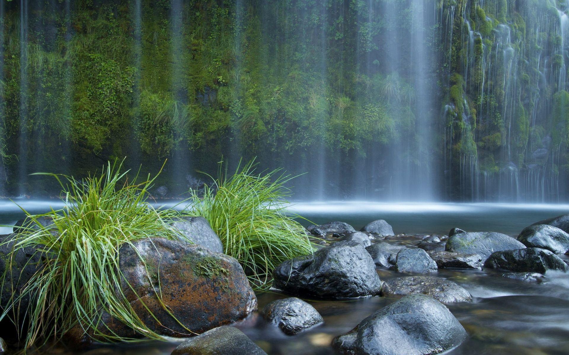 Nature Wallpaper By Junaid Waterfall Wallpaper Waterfall Landscape Waterfall