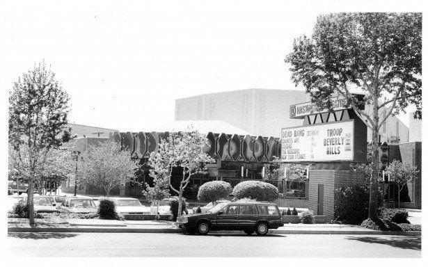 Pasadena Pacific Hastings Ranch Theater 1989 Pasadena Vintage Los Angeles Pasadena California