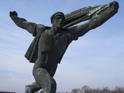 In Hungary you can see for yourself how history looks. Go the the impressive statue park, where old communist statues are still displayed.