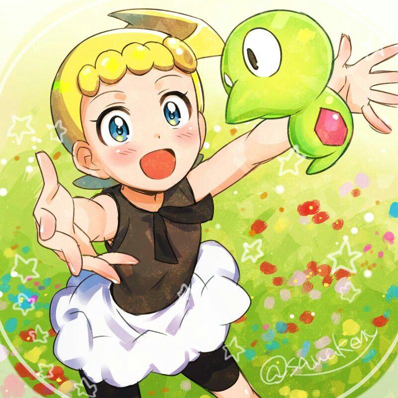 Bonnie and zygarde pokemon kalos pokemon characters