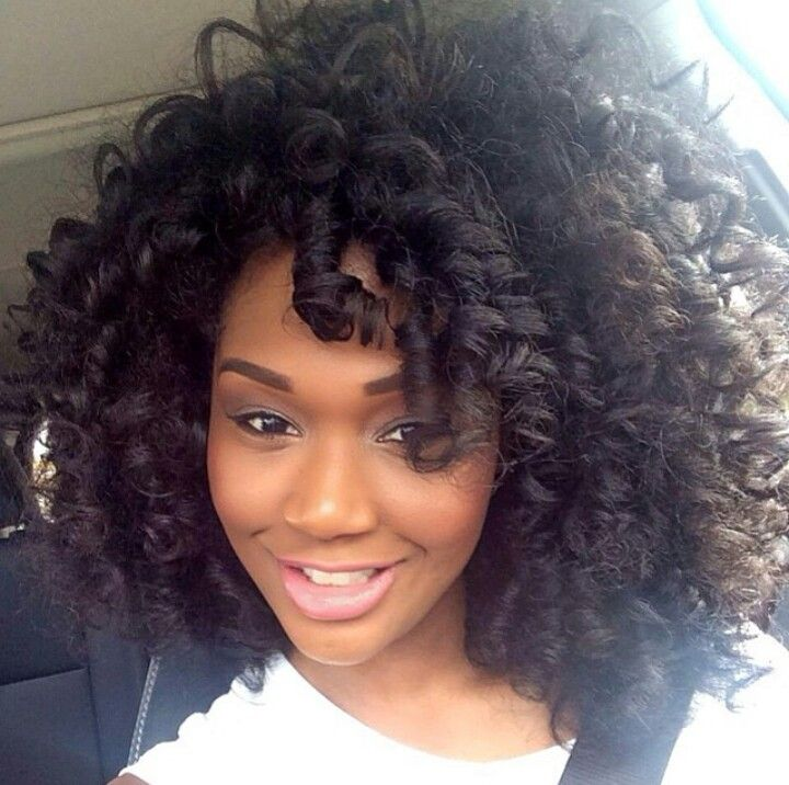 Curlsunderstood Com Five Day Old Perm Rod Set Beautiful Natural Hair Beautiful Black Hair Hair Styles