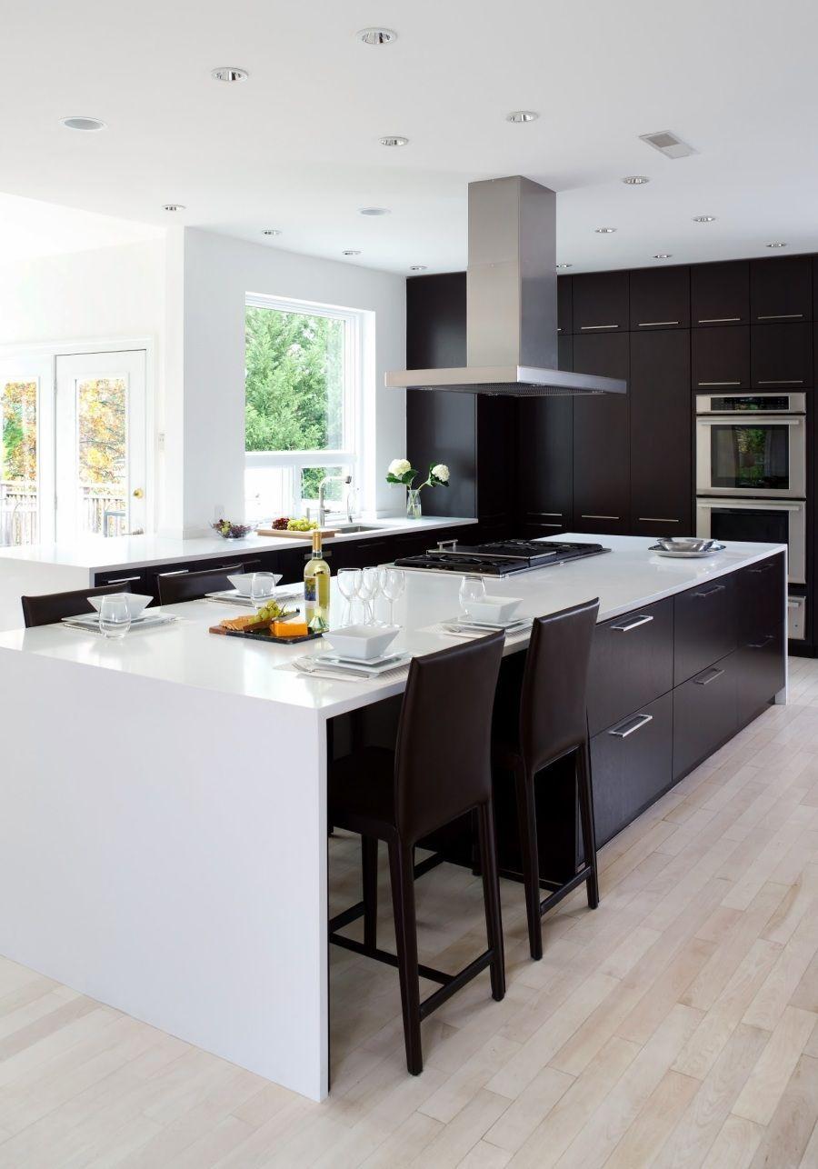 Интерьер кухни разные цвета