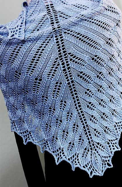 Ravelry: Bitterroot pattern by Rosemary #knitted #free_pattern ...