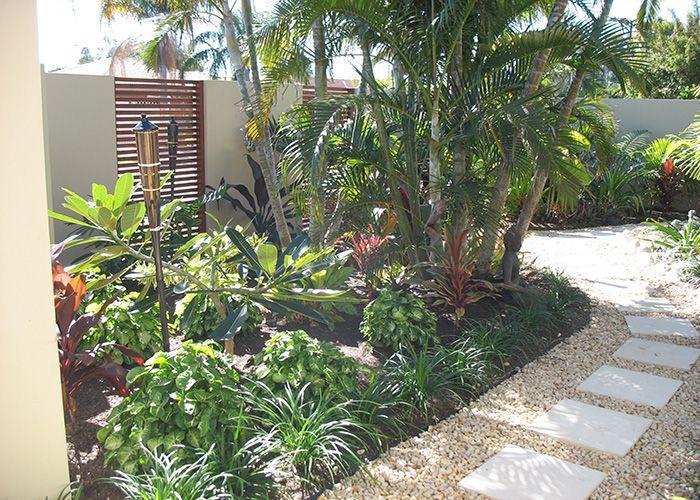 pathways | Garden & Landscaping Ideas | Garden, Tropical ...