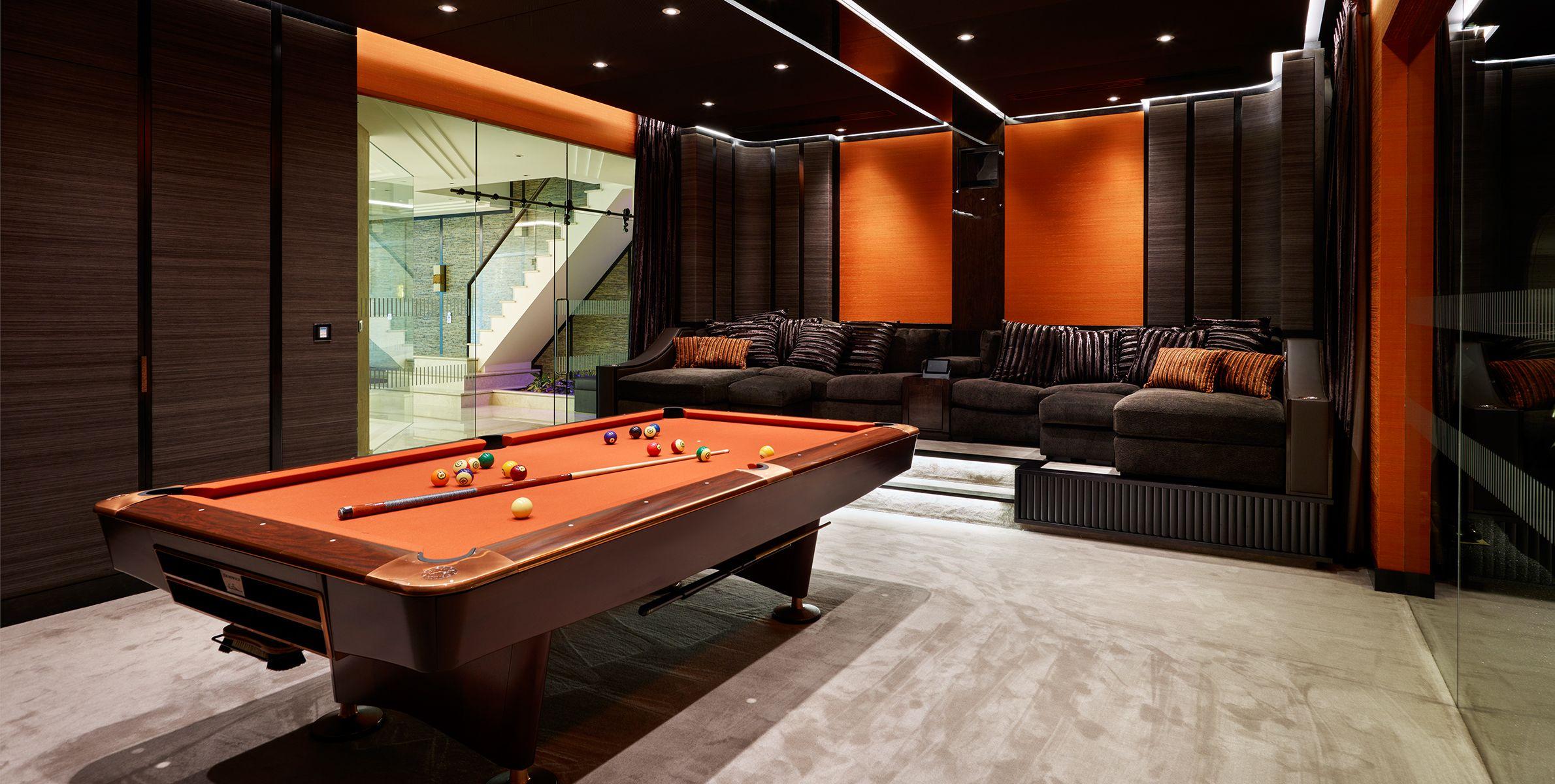 54 Best Billiard Room Images On Pinterest: Stephen Clasper Interiors