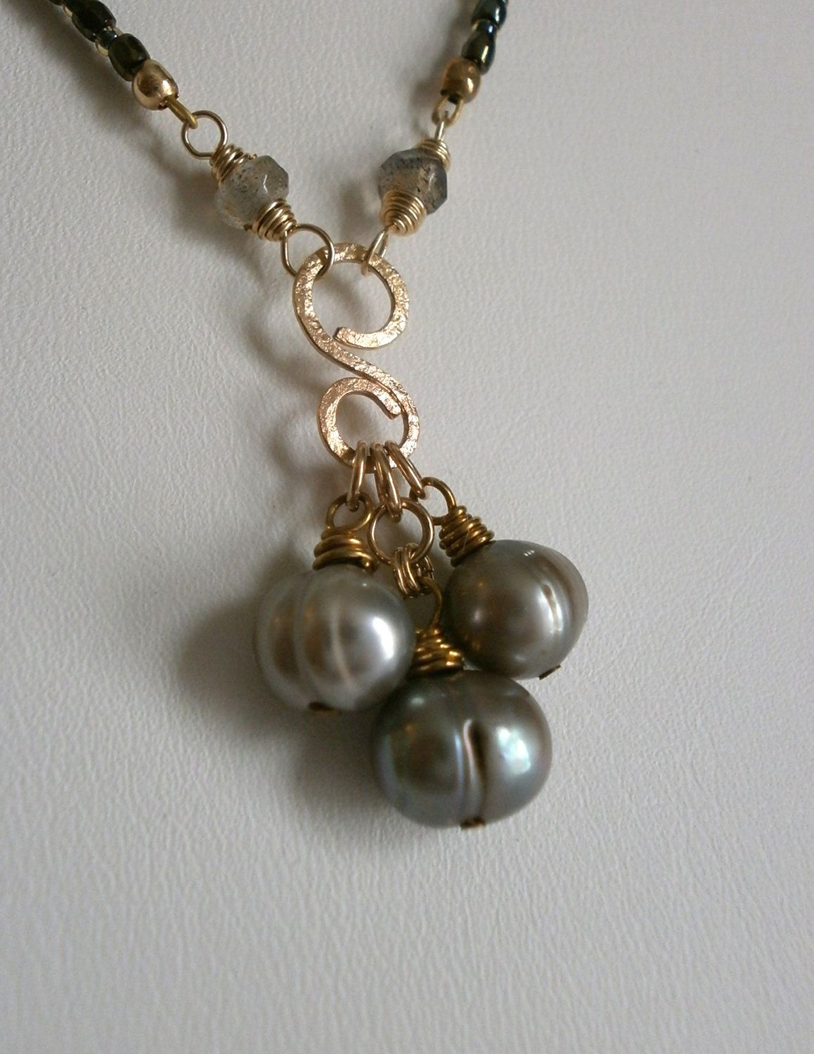 https://www.etsy.com/listing/69715595/gray-pearl-necklace-iridescent-delicate