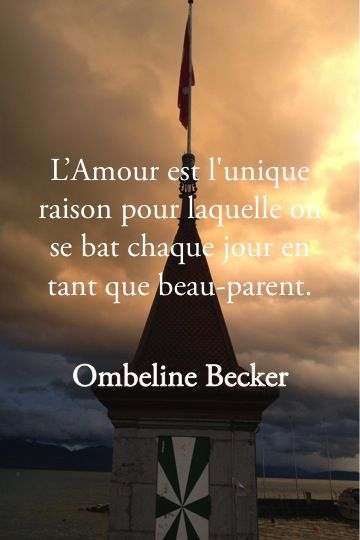 Www Ombelinebecker Com Famille Recomposee Parents Citation