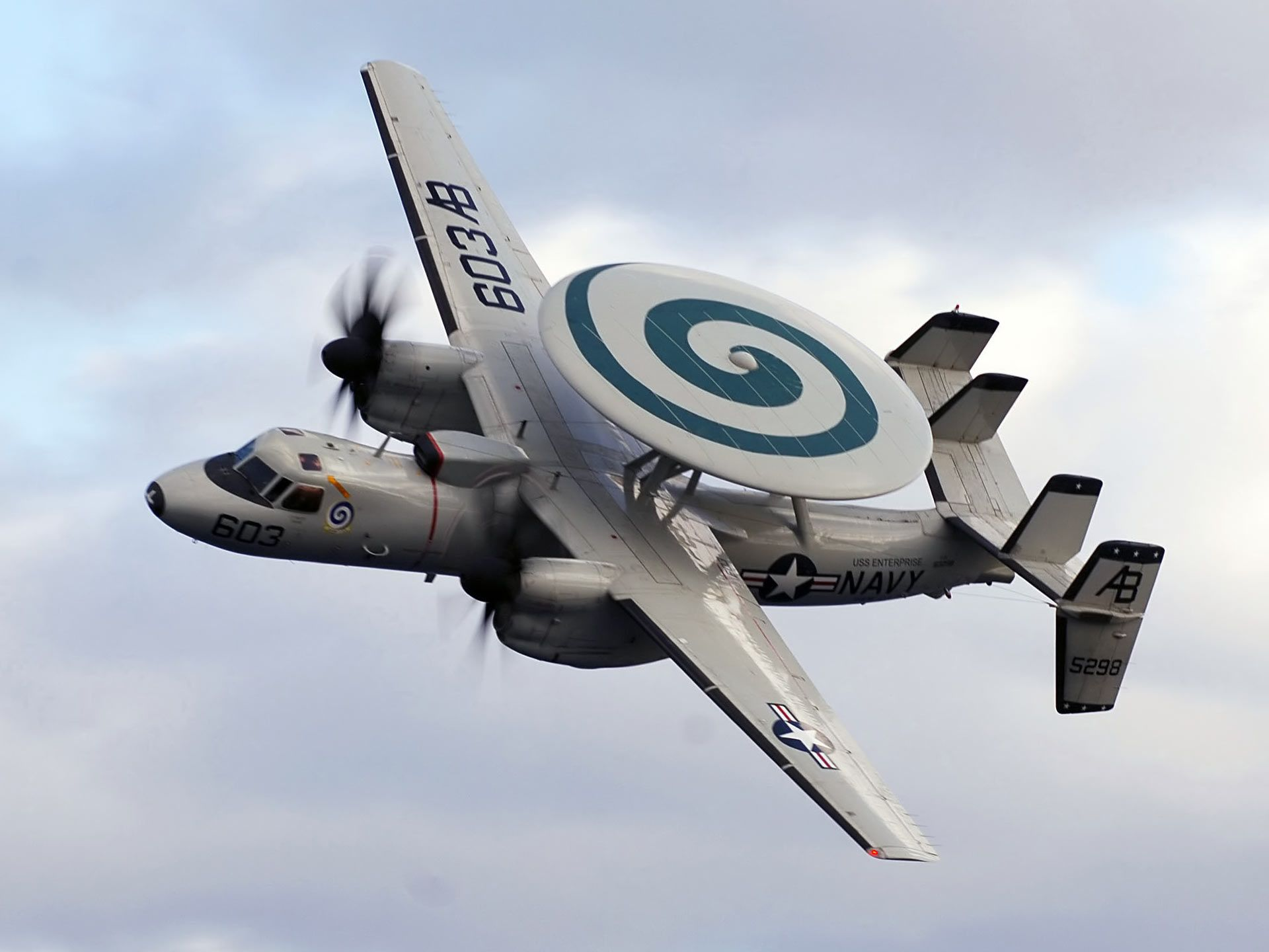 Grumman E-2E Hawkeye
