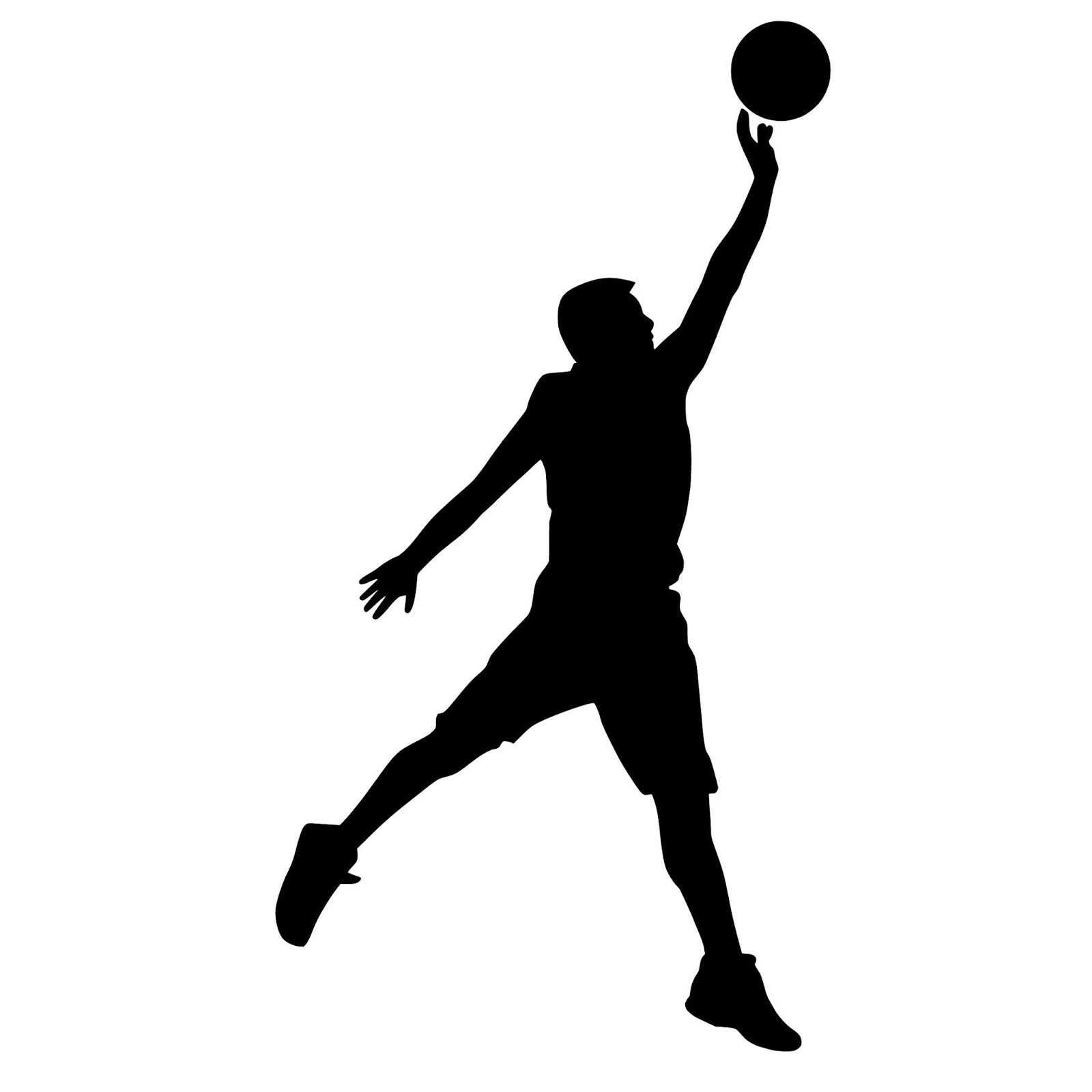 Free Images And Illustrations Basketball Silhouette Sports