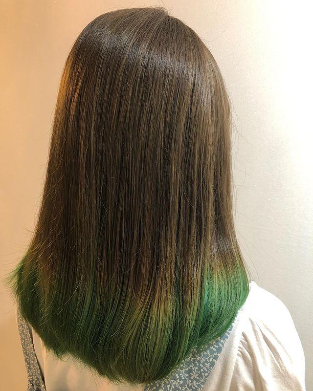 Miik Hairさんはinstagramを利用しています グラデーションカラー