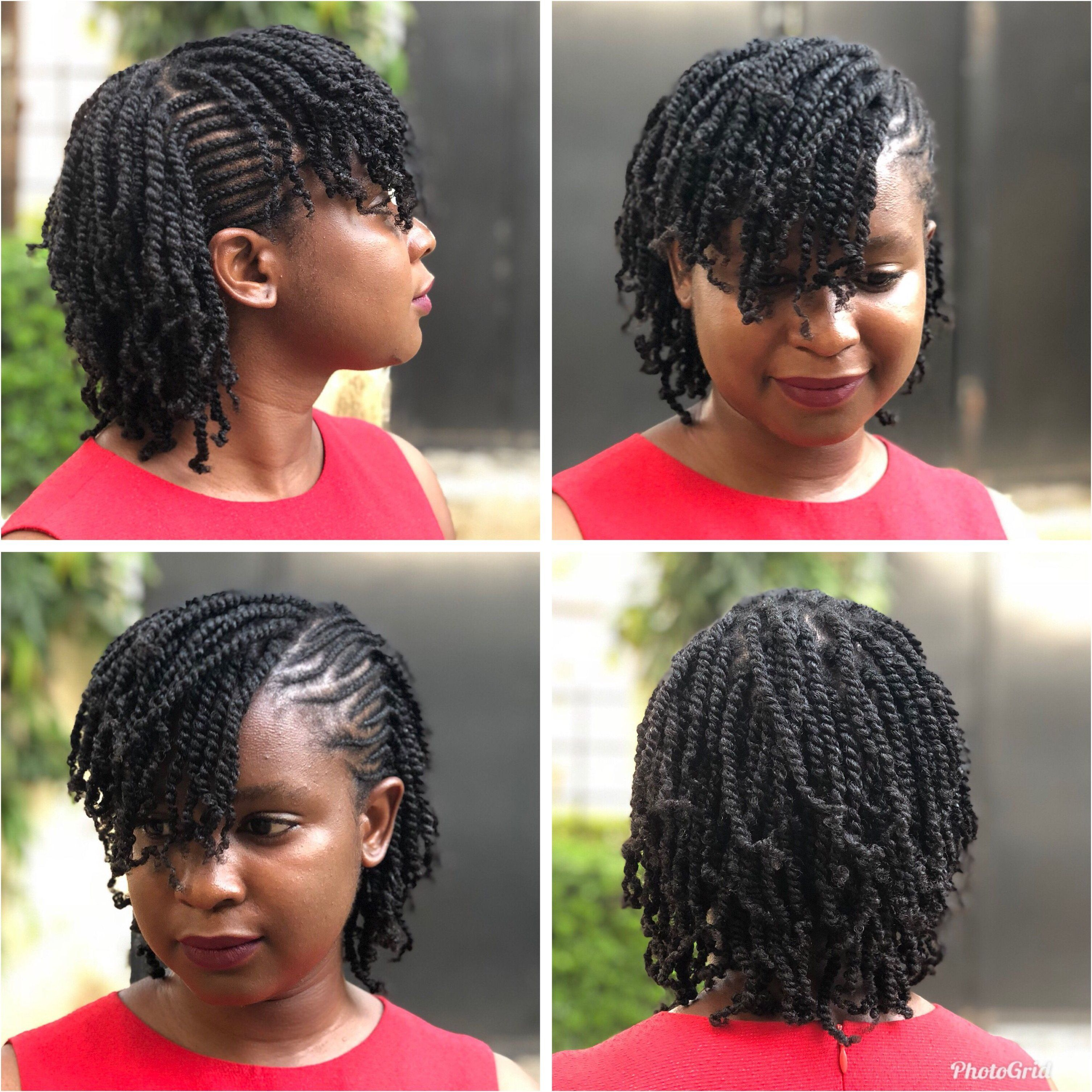 Natural Mini Twist Cheveux Vaiana Flat Twist Styles On Natural Hair In 2020 Natural Hair Braids Natural Hair Twists Flat Twist Hairstyles
