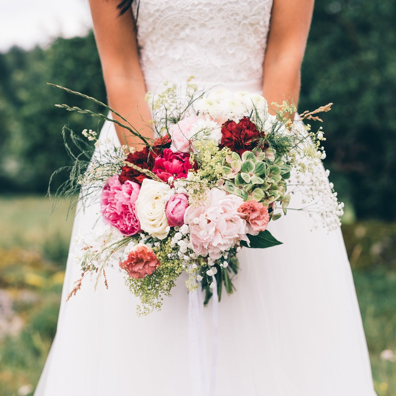 Photo of 40 brudbuketter att inspireras av till ditt bröllop