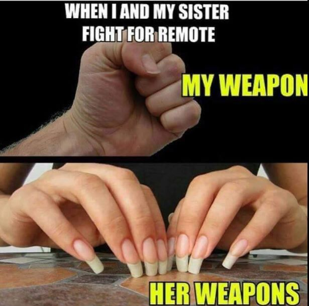 Weapon Brother vs Sister raltionship messages cool rakhi