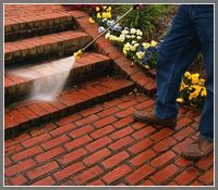 Our Concrete Cleaning Process Will Not Ruin The Top Coat Or Cream Coat Of  Your Concrete Patio Or Sidewalk Like Most Pressure Washing Equipment Willu2026