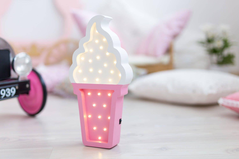Babyzimmer Nightlight ~ Nightlight for nursery ice cream night light kids night light baby