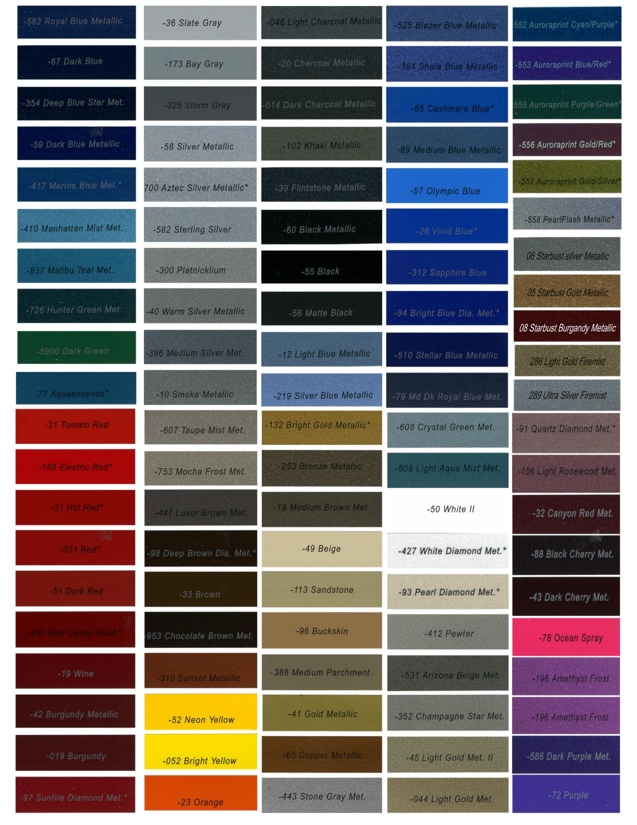 Color chart 59 dark blue metallic 325 storm gray 58 silver color chart 59 dark blue metallic 325 storm gray 58 silver need for 1962 ford truck pinterest colour chart ford trucks and ford nvjuhfo Images