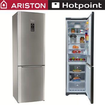 Frigidere Ariston Review Combina Frigorifica No Frost Hotpoint Ebf20223x Hotpoint Frost French Door Refrigerator