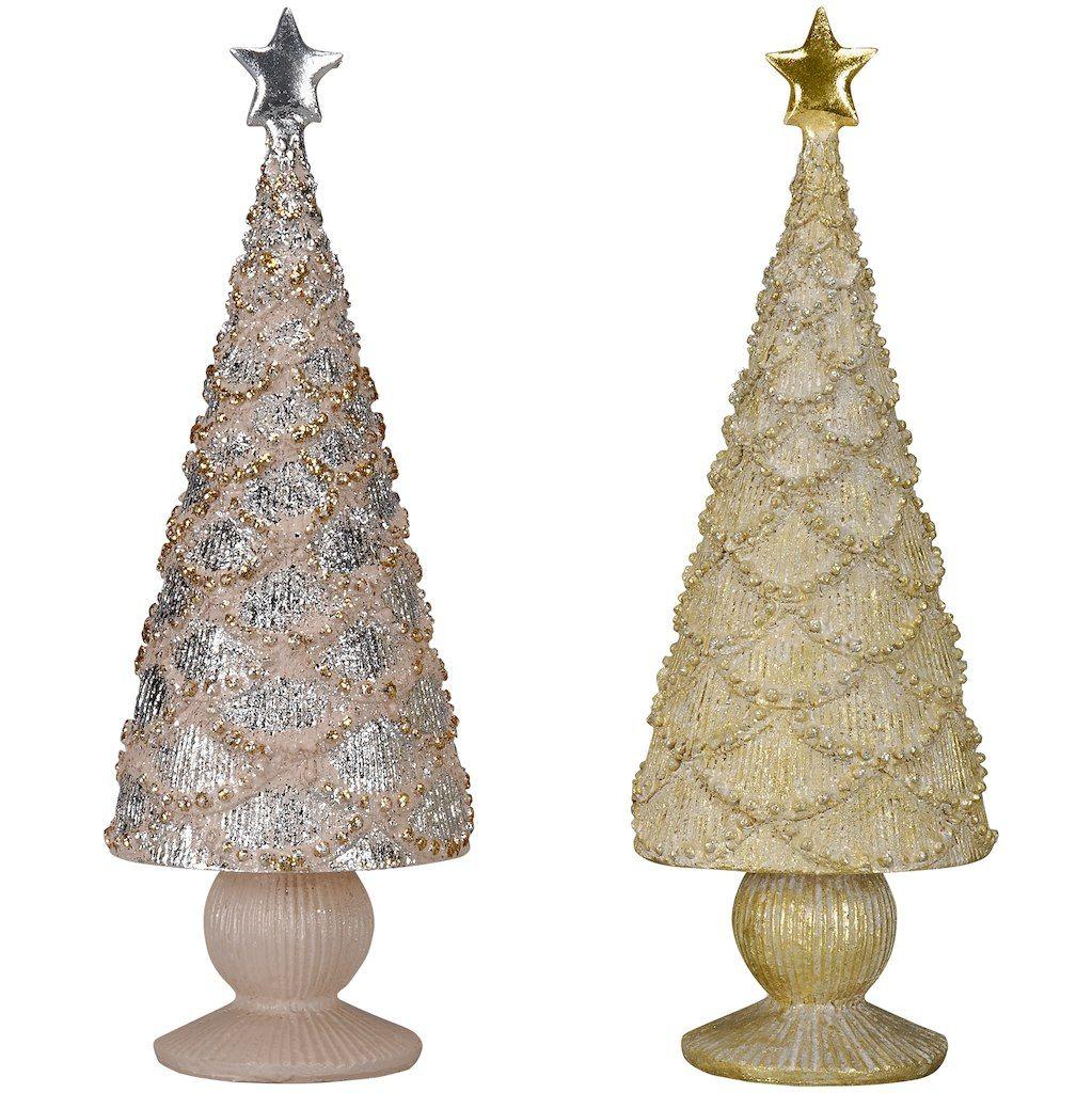 Ashland Christmas Trees.Get The Metallic Tabletop Christmas Tree By Ashland At