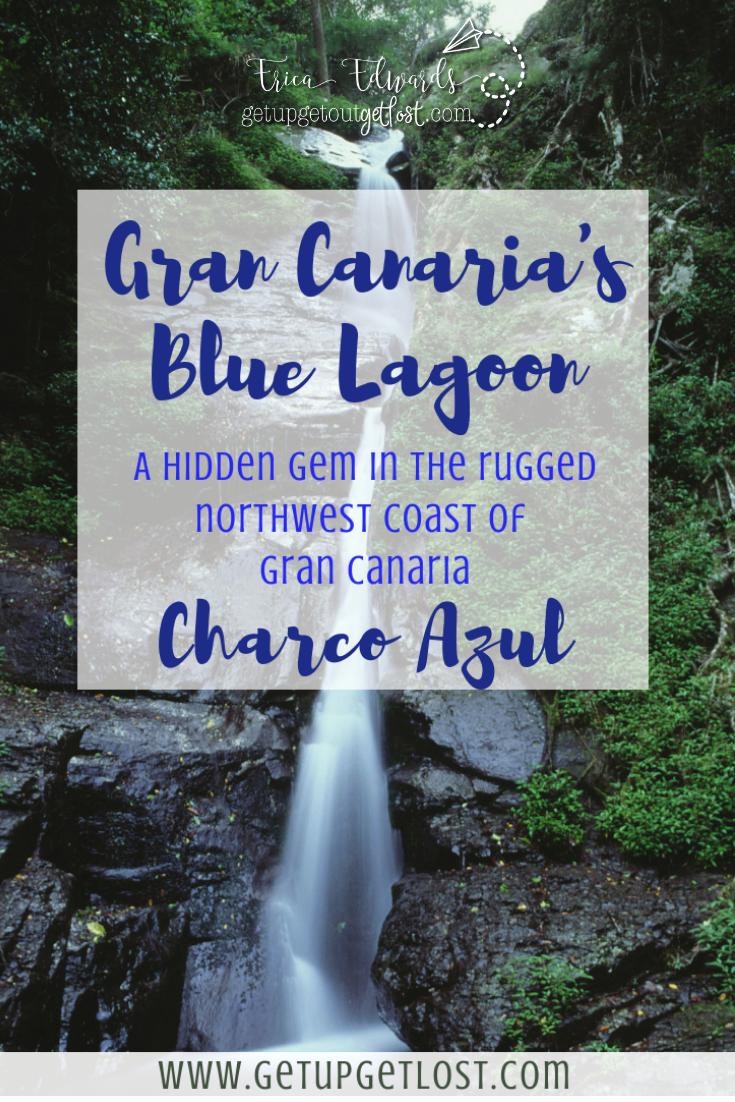 Charco Azul Blue Lagoon In Gran Canaria Canary Islands Canary Islands Spain Gran Canaria