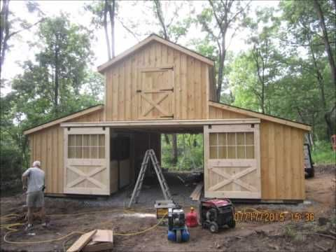 Small Monitor Barn Plans Google Search Small Barn Plans Small Barns Horse Barn Plans