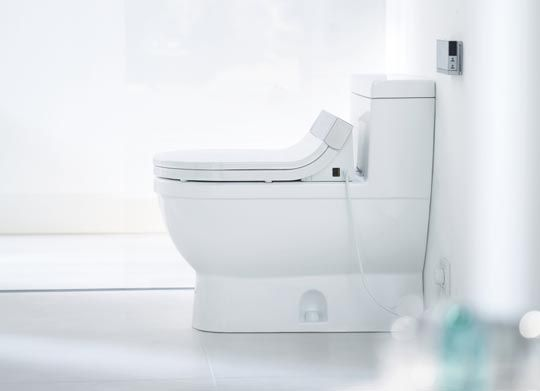 Duravit Sensowash Best Seat In The House Duravit Master Bath Renovation Toilet