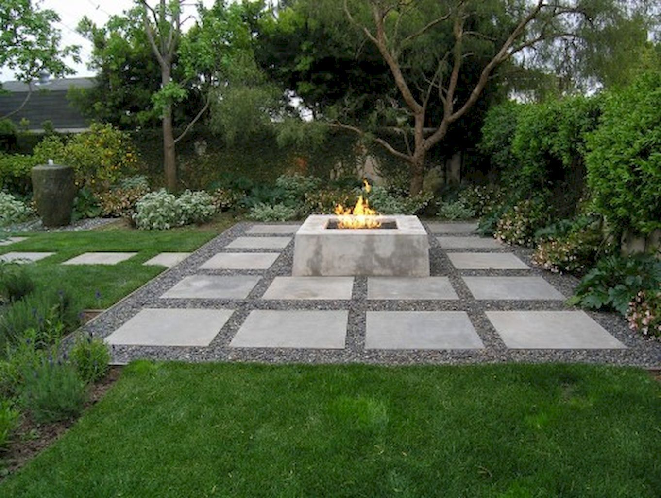 pretty backyard landscaping ideas on a budget. Nice 35 Easy and Cheap Fire Pit Backyard Landscaping Ideas  https crowdecor