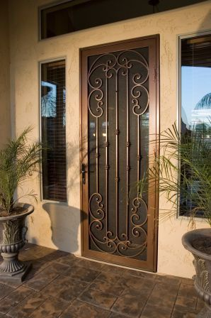 First Impression Security Doors Inc Metal Security