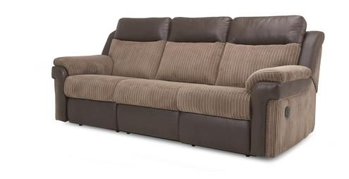 3 Seater Electric Recliner Evolution Dfs Living Room