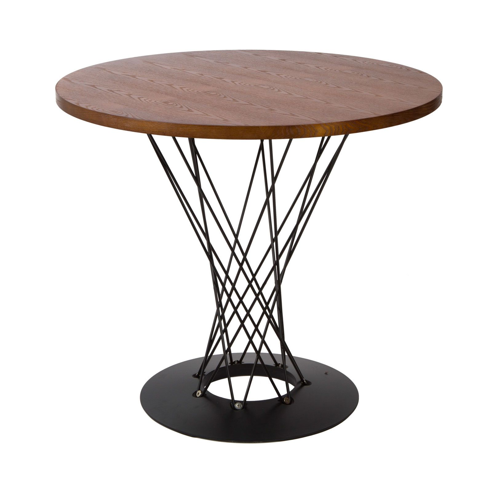 mix it up with this designer table that utilizes black
