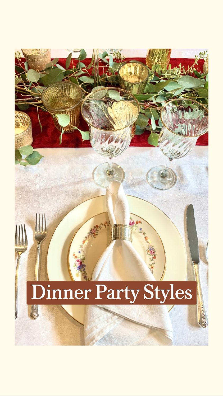 Dinner Party Styles